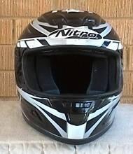Nitro Motor Cycle Helmte N510-V Lalor Park Blacktown Area Preview