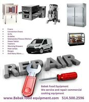 Restaurant & Food Equipment Service