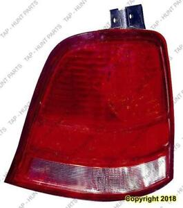 Tail Light Driver Side High Quality Ford Freestar 2004-2007