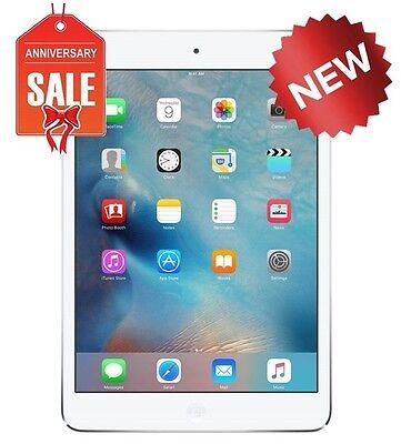 NEW Apple iPad mini 2 - 16GB, Wi-Fi + 4G AT&T (Unlocked), 7.9in - Silver