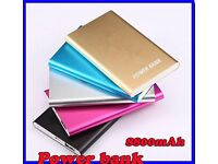 8800mah power bank for iphone nokia htc samsung ipad tablet pc