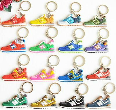 New Balance Shoes Trainers Sneakers Sports Collectable Key ring Key chain