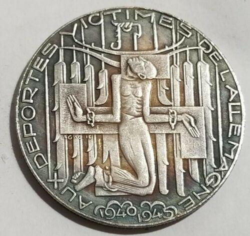WW2 WWII German war victims commemorative rememberance coin token 1940