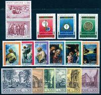 Vaticano 1976 Annata Completa Tot 17 Val.nuovi -  - ebay.it