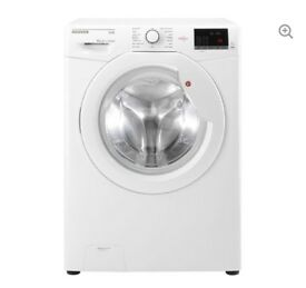 NEW GRADED !!! HOOVER DHL14102D3 10KG 1400 SPIN WASHING MACHINE - WHITE +12 MONTHS WARRANTY RRP £499
