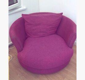 DFS comfy cuddle chair Marilyn Monroe range