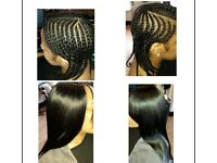 AFFORDABLE AND SAFE WEAVING & BRAIDING FOR ALL HAIR TYPES