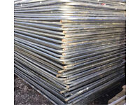 🌎Security Heras Used Excellent Quality Fencing Panels