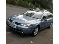 RENAULT LAGUNA 1.9 DCI DYNAMIQUE SPORT ESTATE (FACELIFT MODEL)