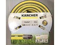 "Karcher primoflex hose. 1/2"". 20 metres. New."