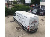 HOUSE REMOVALS - MAN & VAN - HOUSE CL - CLEARANCE - OFFICE RELOCATION - RUBBISH CLEARANCE