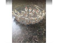 Swarovski tiara