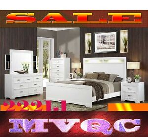 brook off-white 6-piece twin panel bedroom packages sets,2221-1