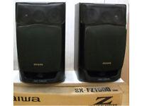AIWA ... SX-FZ1500 ... Surround Sound Speakers