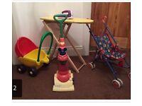 Kids toy bundle Pram