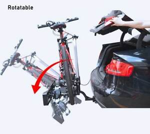 2-Bike Hitch Mount Rack Bicycle Carrier Rack on ELECYCLES