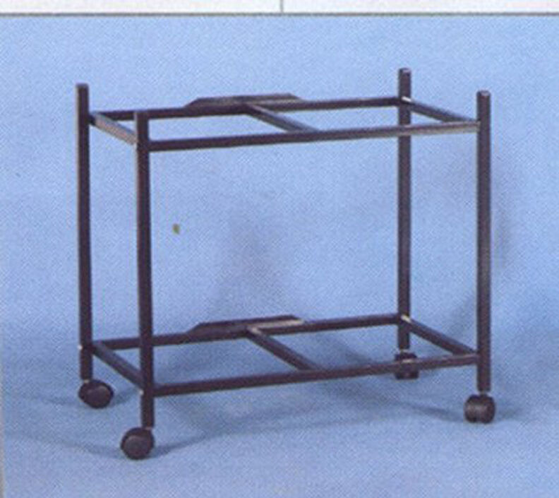 """2 Tier Rolling Stand For Two of 30"""" x 18"""" x 18""""H Size Aviary Bird Flight Cage"""