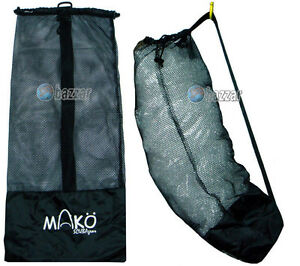 Scuba-Dive-Gear-Diving-Snorkelling-Bag-Mesh-Sling-Bag