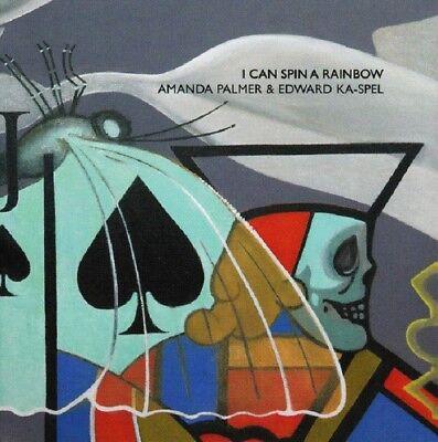 AMANDA PALMER & EDWARD KA-SPEL I can Spin a Rainbow - 2LP / Vinyl