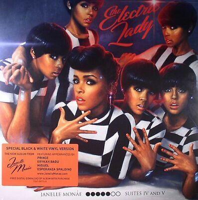 MONAE, Janelle - The Electric Lady - Vinyl (gatefold 2xLP)