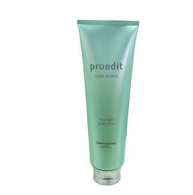 LebeL Proedit Care Works Hair Treatment soft fit plus 250ml Made in Japan