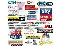 MINI MX ANDROID TV BOXES WITH PREMIUM TV GUIDE INSTALLED