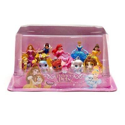Disney Prinzessin Und Prinzen (DisneyPrinzessinnen und Palace Pets/Haustieren-Figurenspielset Deluxe NEU/OVP)