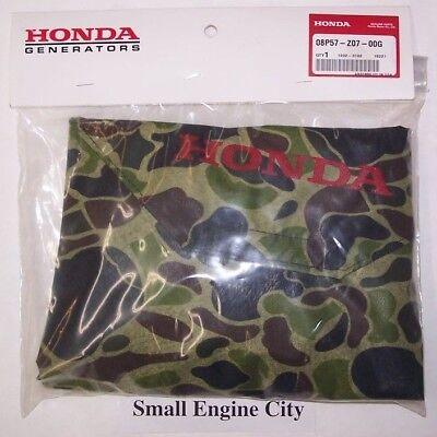 Pet-408 Honda Generator Eu2200i Camouflage Camo Outdoor Cover 08p57-z07-00g