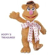 Fozzie Bear Muppets Plush