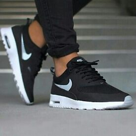 NIKE Air Max Thea Trainers - Women's UK 5.5 PRICE NEGOTIABLE