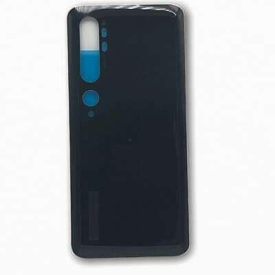 Tapa Trasera Original Para Xiaomi Mi Note 10 Color Negro Envió Gratis