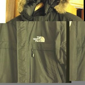 NORTH FACE Down Parka, Men's XL