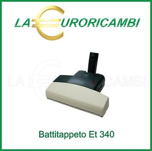 BATTITAPPETO-ET-340-FOLLETTO-VORWERK-120-121-122-ORIGINALE-OMAGGIO