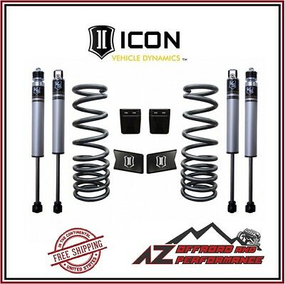 """ICON 2003-2012 Dodge Ram 2500 3500 4WD 2.5"""" Suspension System Stage 1"""