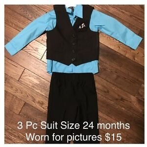 Boys Clothing Size 18-24 months