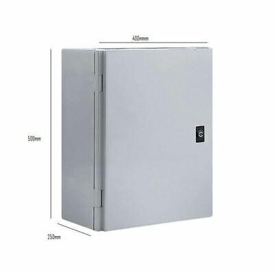 Caja DISTIBUCION ELECTRICA ST4-525 con Proteccion IP66 500X400X250mm