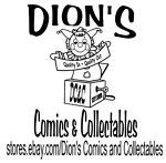 Dion's Comics and Collectables