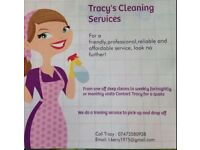 Tracy's Cleaning Services