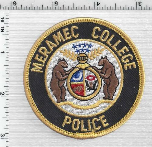 Meramec College Police (Missouri) 1st Issue Shoulder Patch