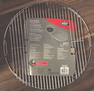 Weber Hinged Cooking Grate #7433 New