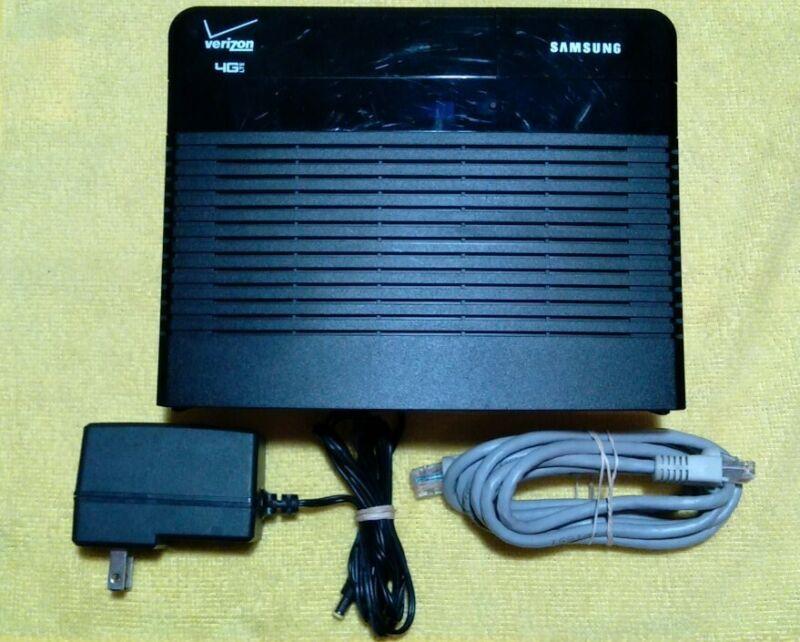 Samsung Network Extender 4G Verizon Wireless Cellular Signal Booster SLS-BU103