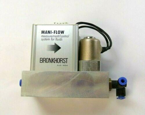 Bronkhorst MIC-201F Mani-Flow Mass Flow Controller Type 2-Channel Manifold