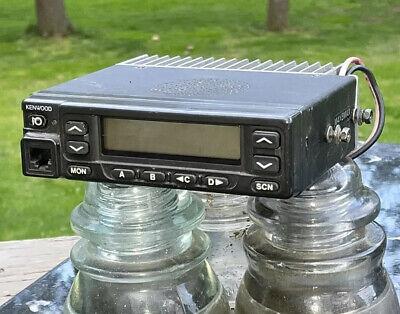 Tested Kenwood Tk-880 2 Way Radio Uhf 250 Channels