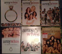 Army Wives seasons on dvd