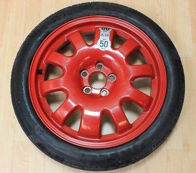 Space Saver Spare Wheel /& Tyre Jack RoadHero for Jaguar XJ 09-16 X351