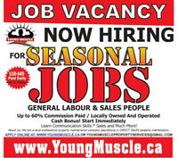 Young muscles Property is hiring 10+ contractors