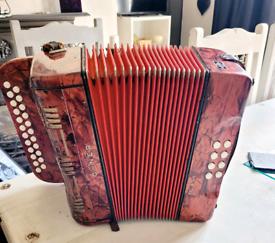 Hohner accordion