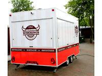 Food truck, Catering trailer, Mobile restaurant