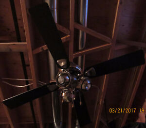 """42"""" Ceiling Fan with Lights"""