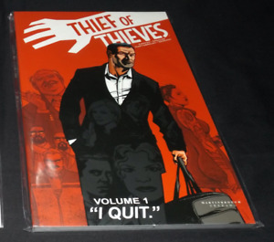 Robert Kirkman- Thief of Thieves TPB: Volume 1: I Quit